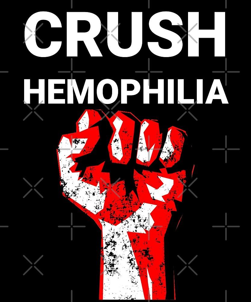 Crush Hemophilia | Disease Awareness  by ashwing