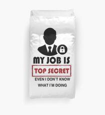 job design  Duvet Cover
