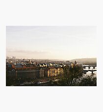 Prague view Photographic Print