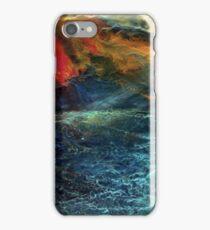 Neptune's navigation system iPhone Case/Skin