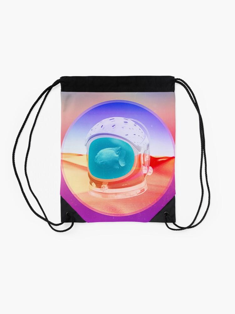 Alternate view of Tranquil Drawstring Bag