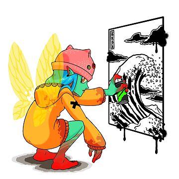 Graffairy by itadakki