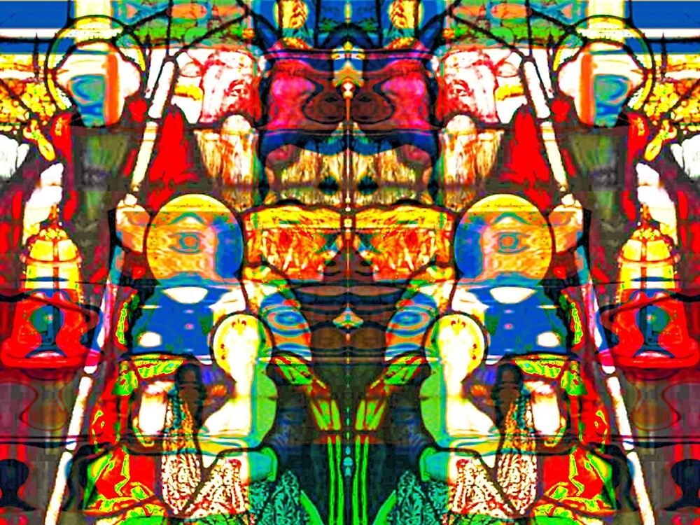 WEAR IS ART #17 by WHENISNOW