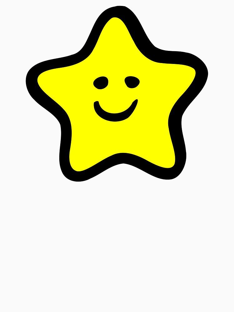 Happy star by fourretout