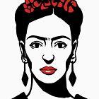 Frida Kahlo by Romomo