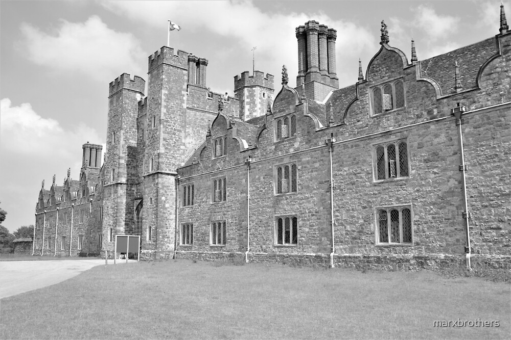 knole house by marxbrothers