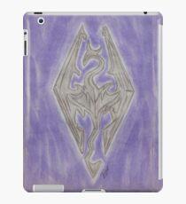 Skyrim elder scrolls: Dragonborn iPad Case/Skin