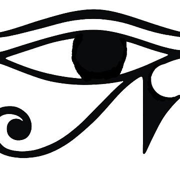 eye of horus by tree-of-sorts