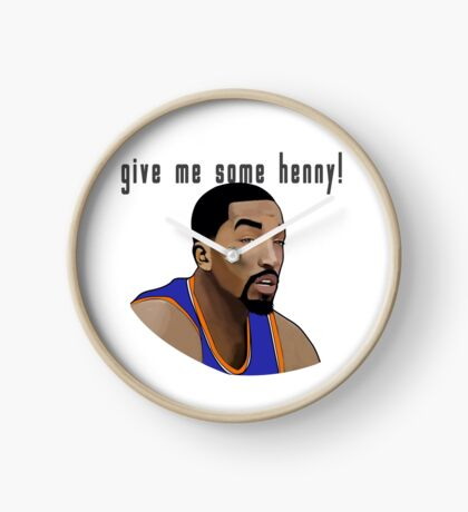 JR Smith [Henny Edition] Clock