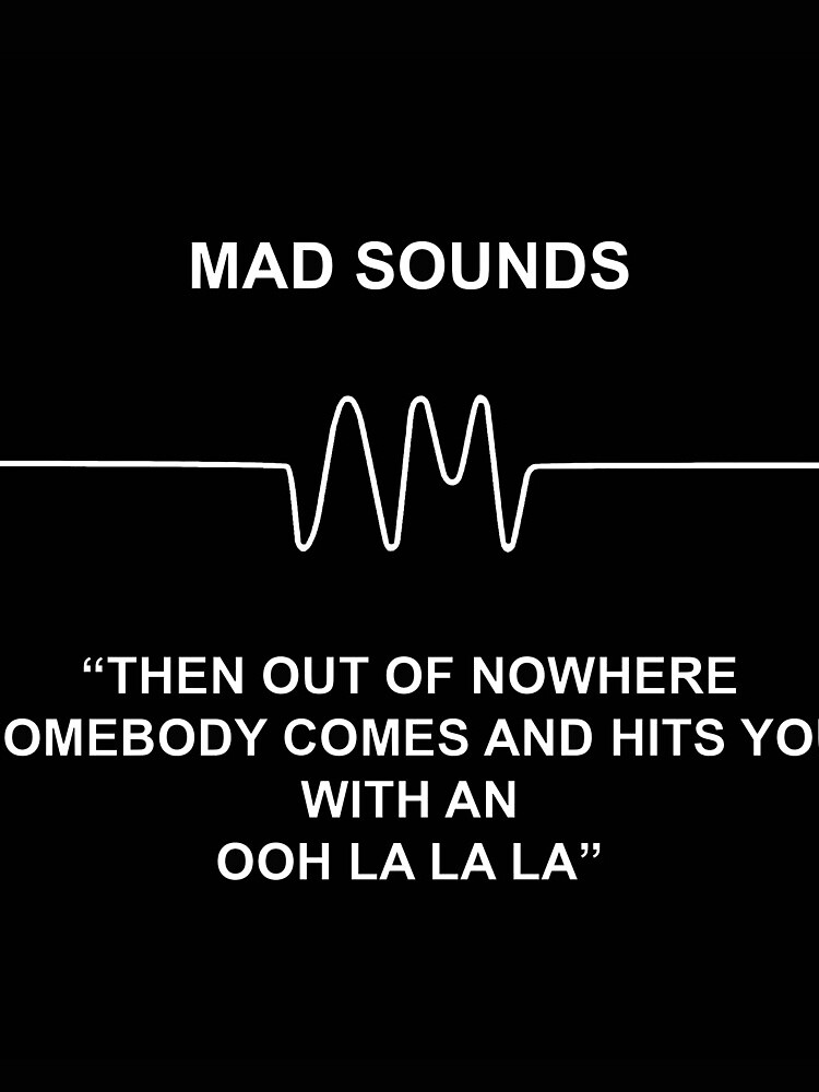Mad Sounds - Arctic Monkeys AM-Lied von TomFarrant