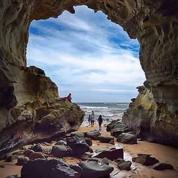 The Caves - Inverloch by PixelMuser