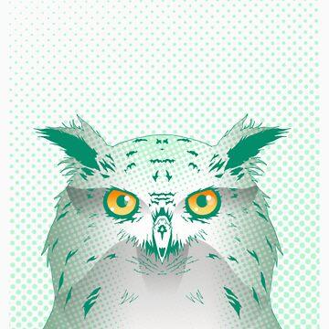 EAGLE OWL by Underland