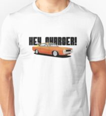 HEY CHARGER - ORANGE T-Shirt