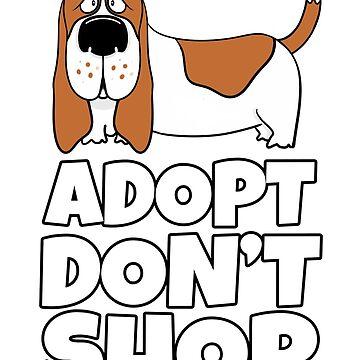 ADOPT DON'T SHOP by wiboandbear