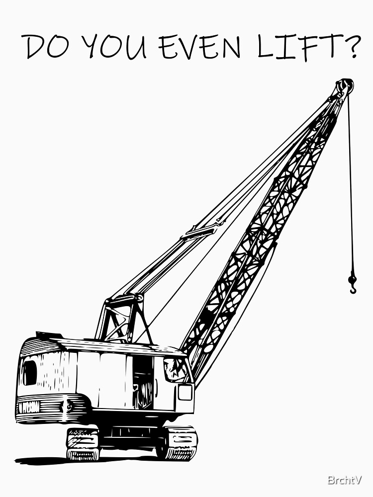 Construction Crane - Do you even lift?  by BrchtV