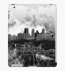 minneapolis skyline 1 iPad Case/Skin