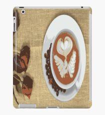 COFFEE BREAKFAST Pop Art iPad Case/Skin