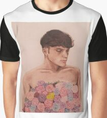 Rye Beaumont (Featured Art, Tan) Graphic T-Shirt
