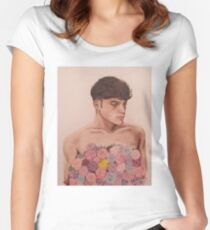 Rye Beaumont (Featured Art) Women's Fitted Scoop T-Shirt