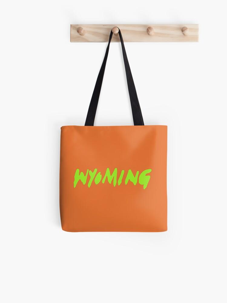 Kanye Wyoming | Tote Bag