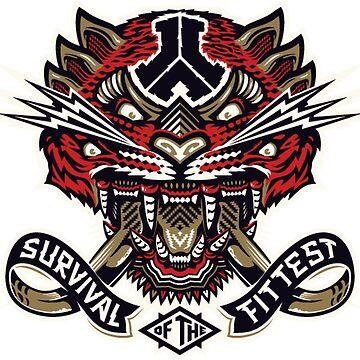 Defqon 1 - Survival of the fittest by TranceNationz