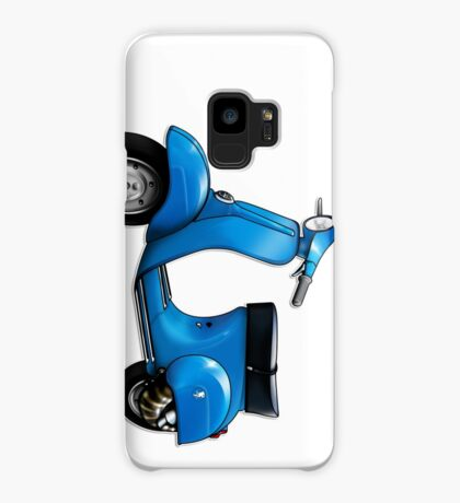 Scooter T-shirts Art: Small Frame Hot Rod scooter  Case/Skin for Samsung Galaxy
