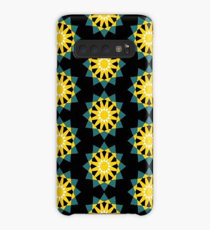 12 Pointed Star Case/Skin for Samsung Galaxy
