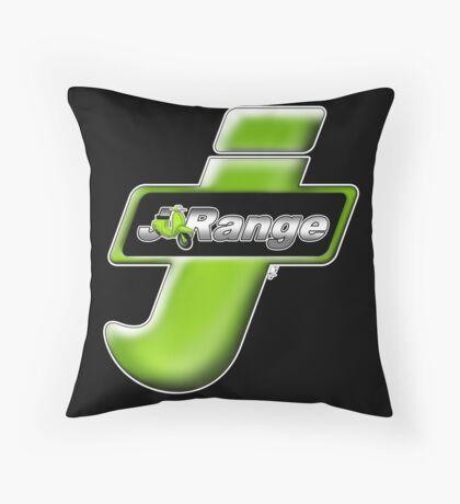 Scooter T-shirts Art: J Range scooter design Floor Pillow