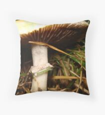Sluggish today? Throw Pillow