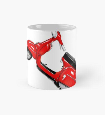 Scooter T-shirts Art: SS 180 Scooter Design Mug