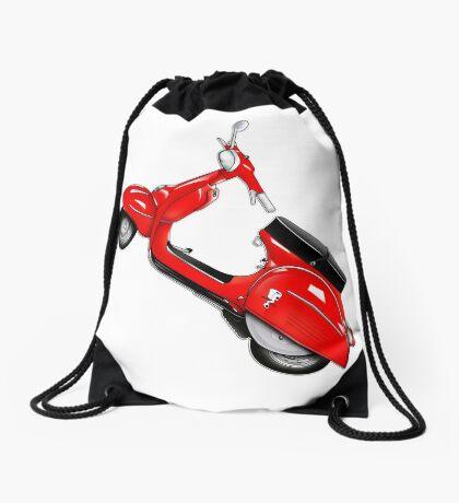 Scooter T-shirts Art: SS 180 Scooter Design Drawstring Bag