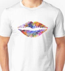 Kussmund Unisex T-Shirt