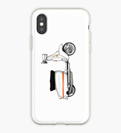 Scooter T-shirts Art: Serveta Li 150 Special iPhone Case