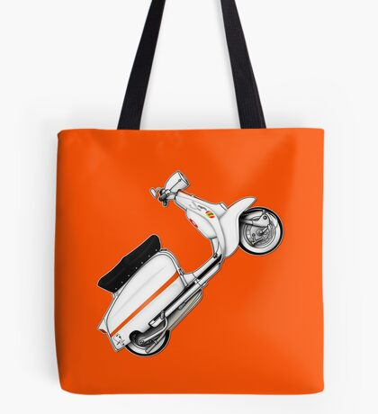 Scooter T-shirts Art: Serveta Li 150 Special Tote Bag