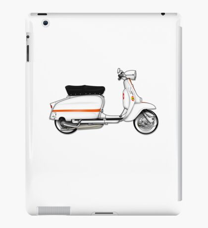 Scooter T-shirts Art: Serveta Li 150 Special iPad Case/Skin