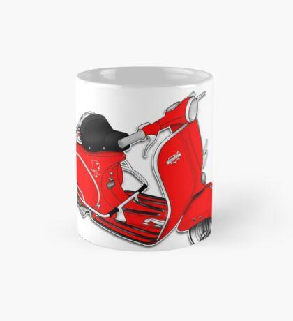 Scooter T-shirts Art: 1961 Allstate Scooter Design Mug
