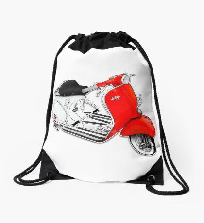 Scooter T-shirts Art: 1960 Allstate Scooter Design Drawstring Bag