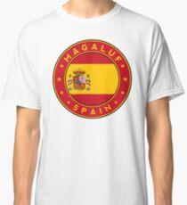Magaluf, Magaluf sticker, Magaluf t-shirt, Spain, Cities of Spain Classic T-Shirt