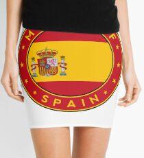 Magaluf, Magaluf sticker, Magaluf t-shirt, Spain, Cities of Spain Mini Skirt