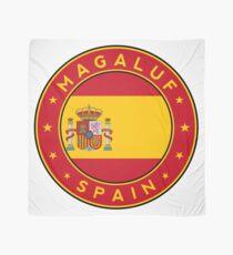 Magaluf, Magaluf sticker, Magaluf t-shirt, Spain, Cities of Spain Scarf