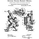 Microscope Patent Black by Vesaints