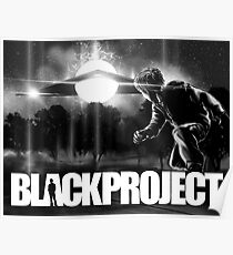 BLACK PROJECT 'ENCOUNTER'  Poster