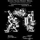 Microscope Patent White by Vesaints