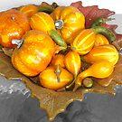 Pumpkins by Sarah Cook