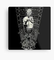 Der Mars Volta Metalldruck