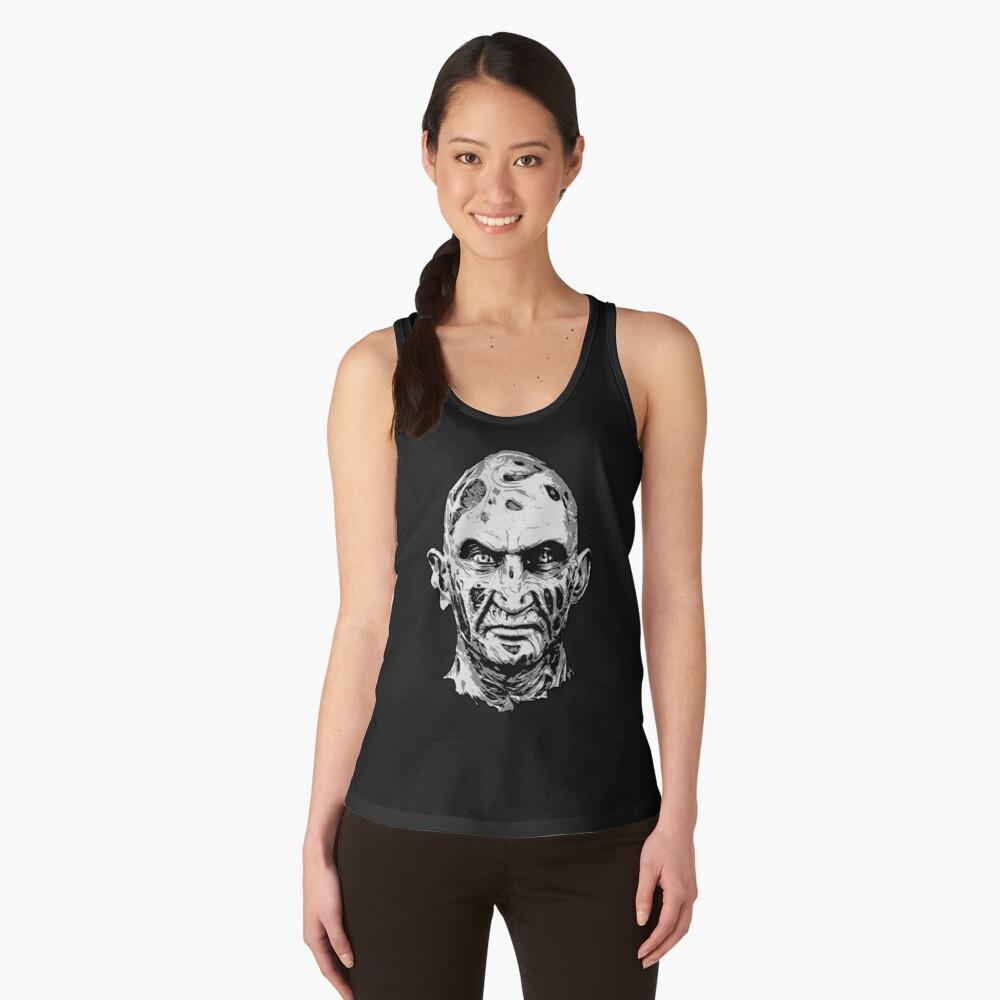 Freddy Krueger  Women's Tank Top Front