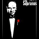 The Sopranos (The Godfather mashup) by Aguvagu