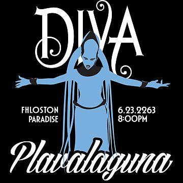 Diva Plavalaguna by Mindspark1