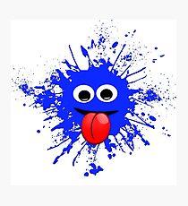 Mehielo Funny Splash Photographic Print