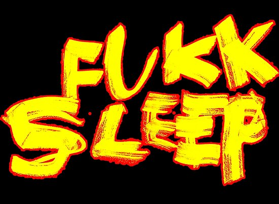 'FUKK SLEEP - Asap Rocky - Testing Album - featuring- fka tiwgs' Poster by  xd3ctrl1zed